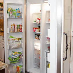 Freestanding refrigerator repair