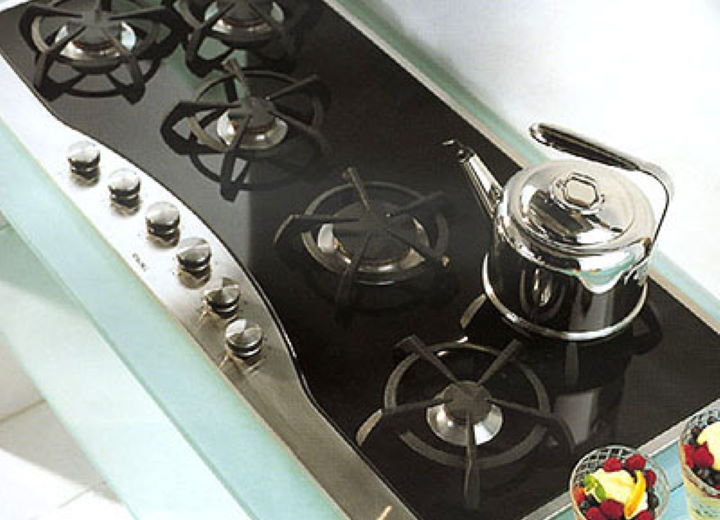 Viking Professional Cooktop