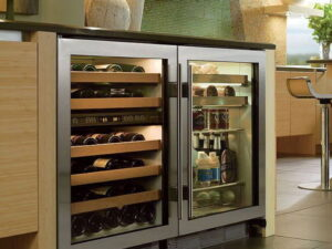Viking Undercounter Wine Cooler