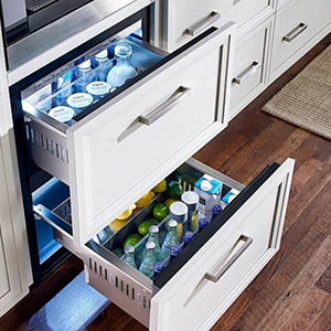 Viking Refrigerator Drawers Repair